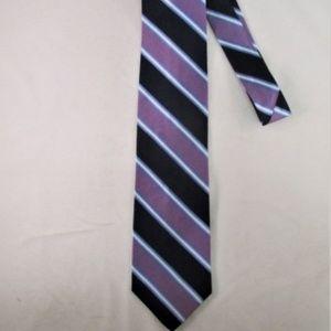 Broks Bros. (NWT) Men's Striped Silk Tie